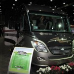 "Winnebago Exhibits the ""New"" Itasca Ellipse Forty Two Footer in Louisville"