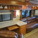 Motorhome custom cabinetry!