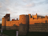 Built by William the Conqueror after the Norman invasion of 1066, Windsor Castle has been occupied longer than any other castle in Europe.