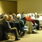 Hosting Seminar at The Seattle RV Show