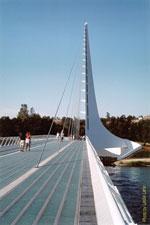 Sundial Bridge.