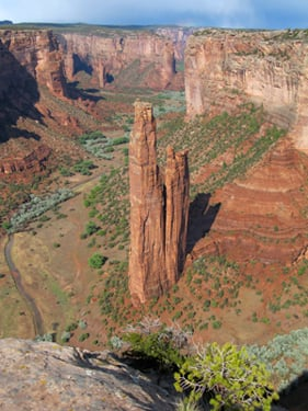 Canyon de Chelly National Monument,