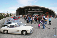 LeMay—America's Car Museum attracted a big crowd at its grand opening.