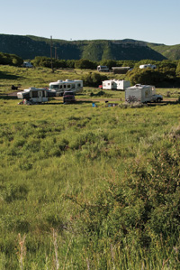 Morefield Campground is open at Mesa Verde National Park from mid-May to mid-October.