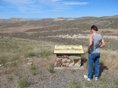 Keeney Pass Historic Site