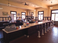 The Kelso Depot Visitor Center houses a museum and The Beanery.