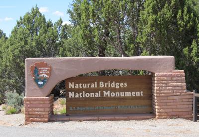 Natural Bridges National Park
