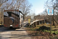 A Winnebago View was the transport for John Holod as he traveled Route 66 to film his newest RV Adventure DVD.
