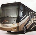 Motorhome Sales Show Gains