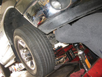 Preventive maintenance is necessary on any vehicle.