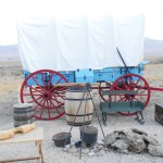 On the Trail of Covered Wagons