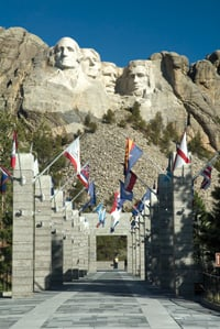 Mt. Rushmore remains a top attraction.