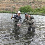 Fishin': Fly-Fishing on the Deschutes
