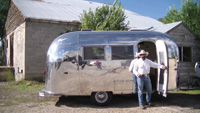 Gene Magre has made a business out of bringing Airstreams back to life.