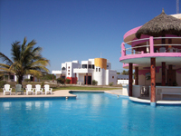 RVers can find good places to stay in Teacapan, south of Mazatlan.