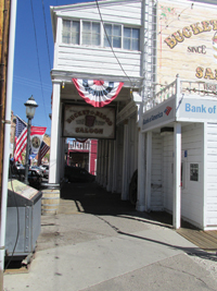 Virginia City remains a lively town.