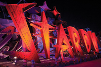 The Stardust sign outlived the casino.