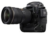 Nikon Full-Frame Camera.