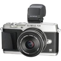 Olympus Pen Mirrorless Camera.