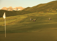 Soldier Hollow Golf Course.