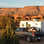 Adventures in RVing:  Boondocking & Backroads