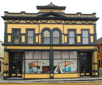 Gold Rush Museum.