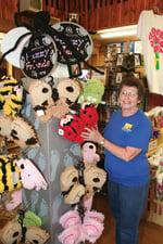 Reta Averill worked in a campground store in Branson, Missouri.