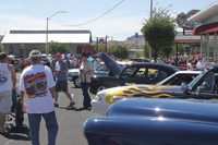 Classic cars will again be on display at the Powerhouse Visitor Center in Kingman during the Route 66 International Festival.