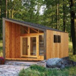 Students Create New Cabin Design