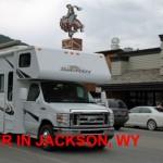 RV Travel Tales: Revisiting Jackson, Wyoming