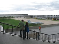 The Air Force Academy is open daily for tours.