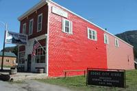 Cooke General Store established 1886.
