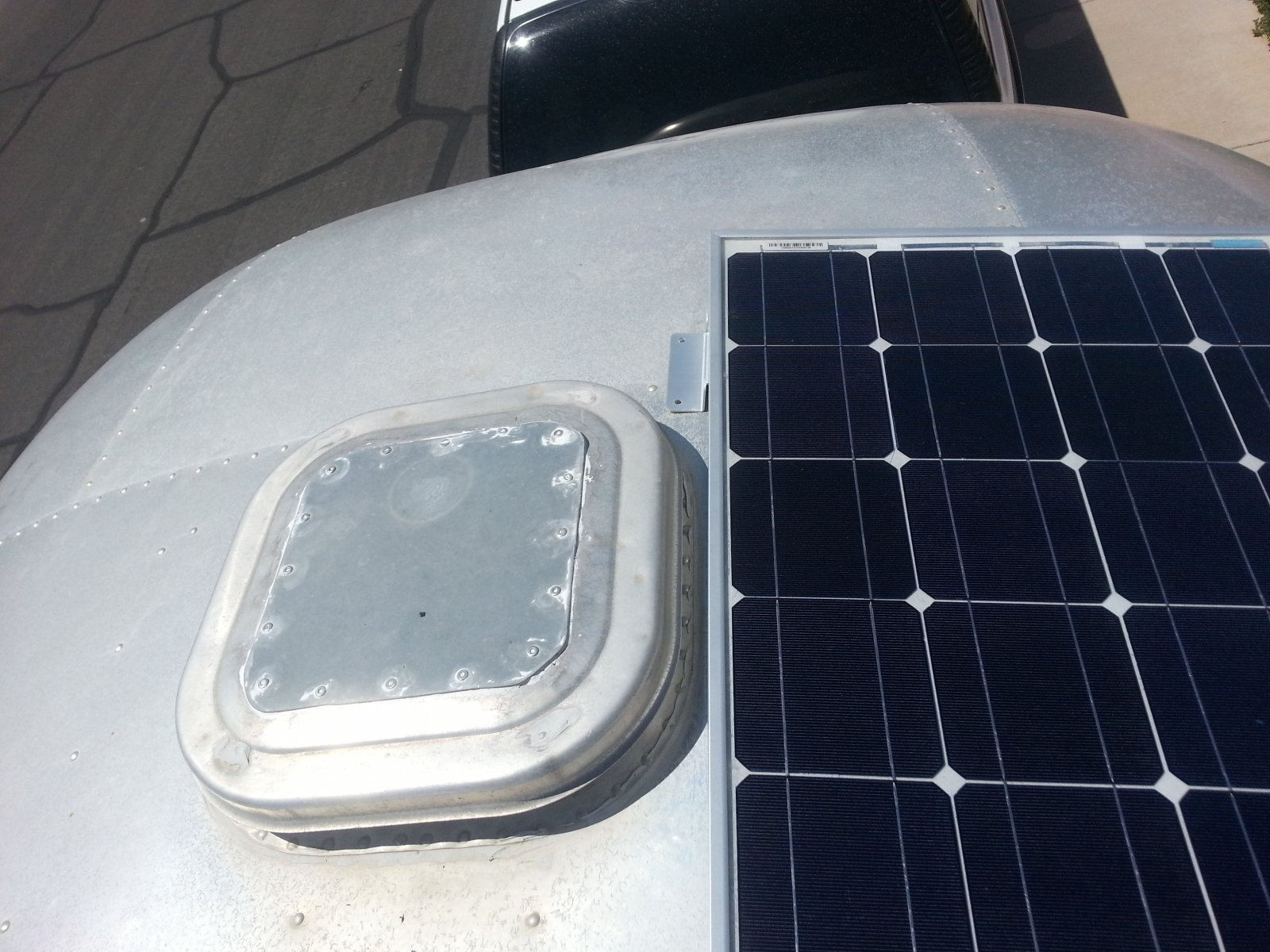 DIY RV solar