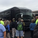 American Coach Reveals Its New 2016 Eagle at the Tampa SuperShow