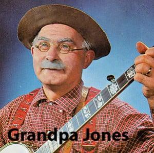 ARLINE Grandpa Jones