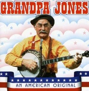 ARLINEGrandpa-Jones album cover