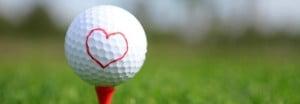 Love-Golf Ball Photo