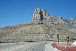 El Capitan is a defining landmark in West Texas