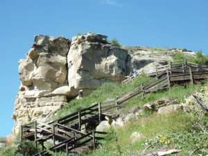 Pompeys Pillar National Monument