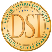 RVDA, the national RV Dealers Association, has given its Quality Circle award to 10 trailer manufacturers and seven motorhome builders that earned high marks in its annual dealer survey.