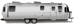Airstream Classic Travel Trailer