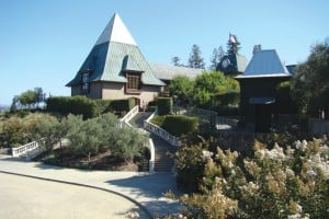 Francis Ford Coppola Winery.