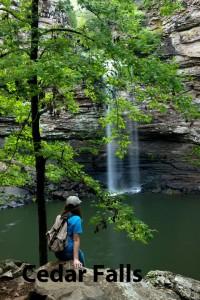 ARLINE 1 Cedar Falls PetitJeanState Park