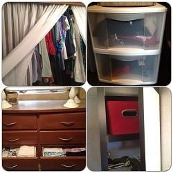 Bartletts clothes storage