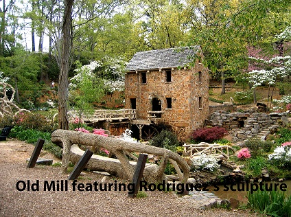 Old Mill Springtime