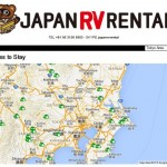 Go RVing in Japan