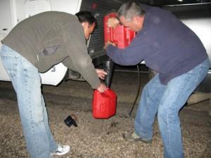 diesel rescue