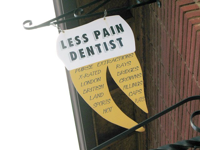 Less Pain Dentist