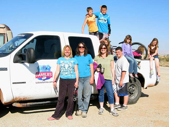 Fulltime Families on the Road