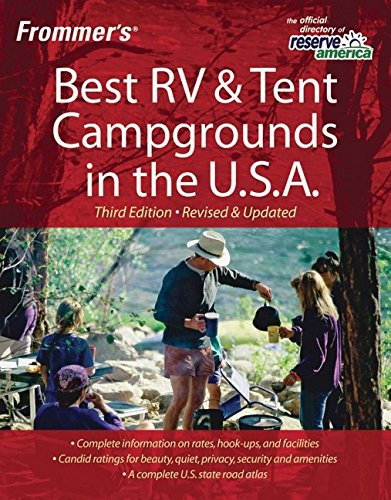 best RV campgrounds in the USA